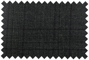 P328S6S - Charcoal Plaid Pants