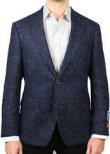 Load image into Gallery viewer, Bottoli Navy Bouclé Jacket