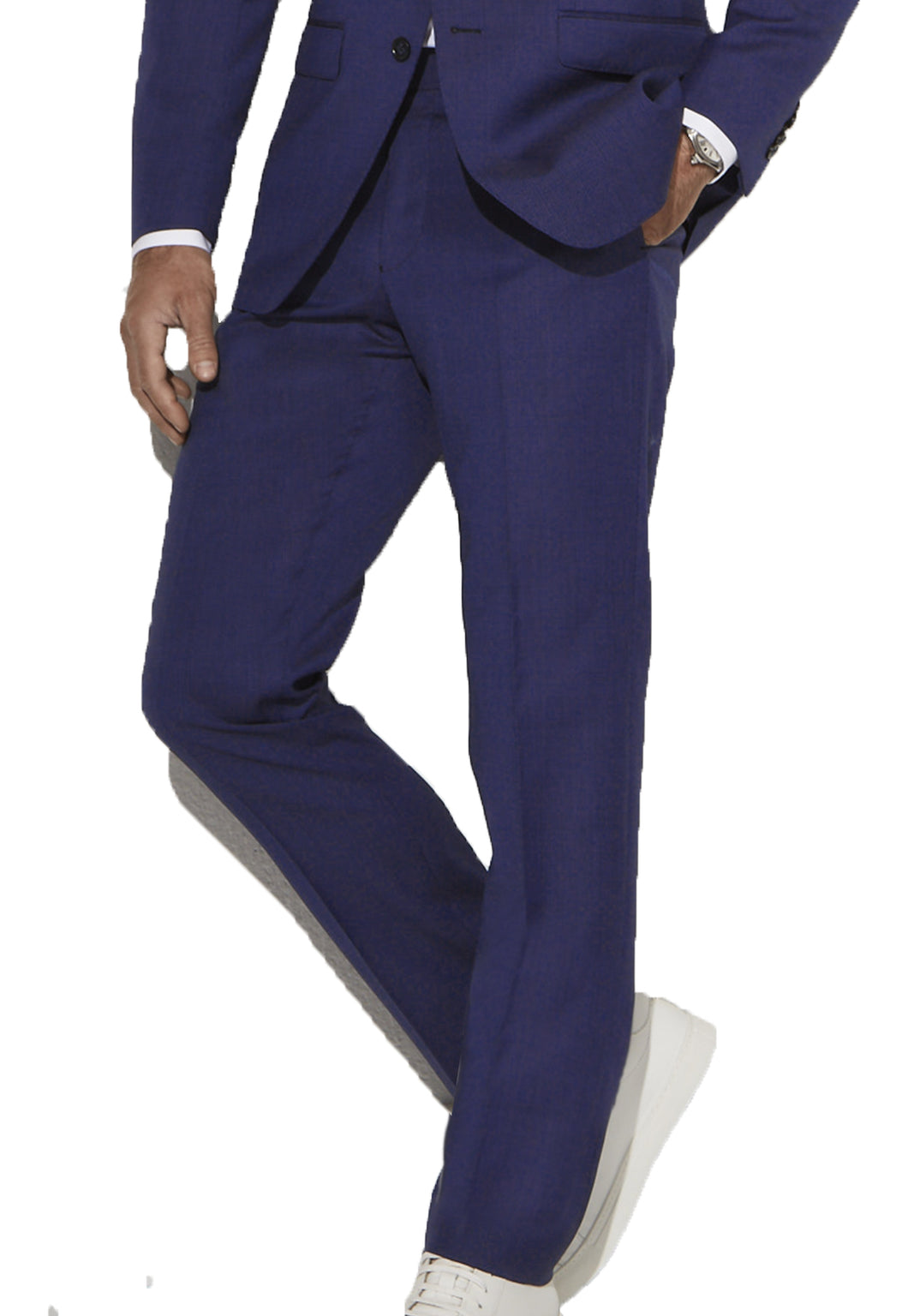 Hot Blue Abito Pants