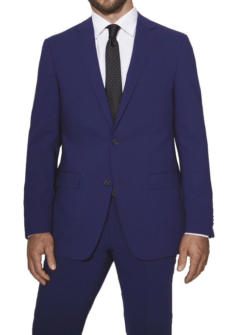 Hot Blue Smart Jacket