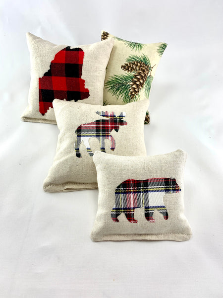 Balsam Fir Sachet Set - Maine Woods