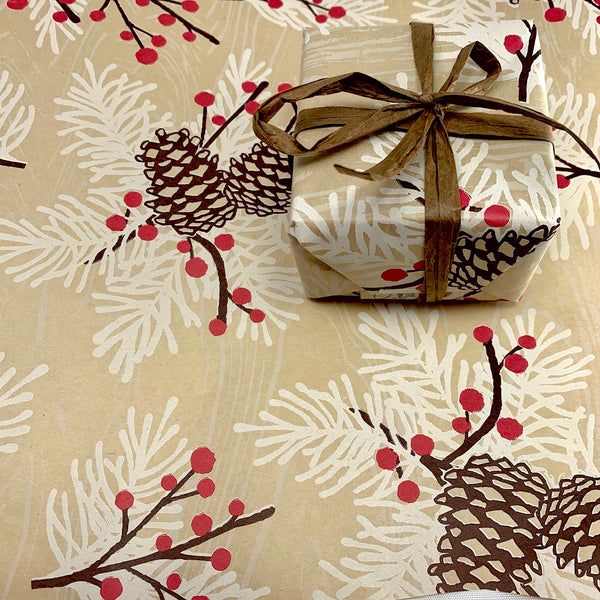 Gift Wrap Add On - Holiday & Winter Themed