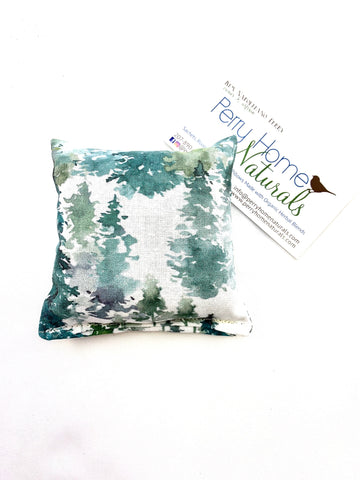Maine Balsam Fir Sachet - Watercolor Woods