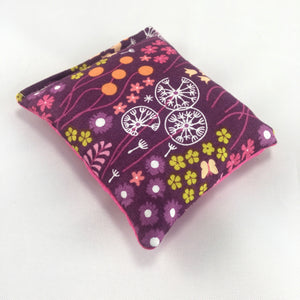 Cotton Print Sachet - Wildflower Design with Choice of Scent