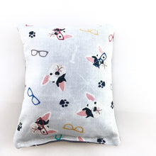 Load image into Gallery viewer, Cotton Print Sachet with French Bulldog Print - Choice of Scent