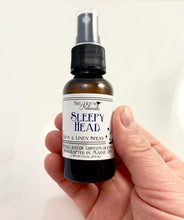 Load image into Gallery viewer, Sleepy Head Organic Room and Linen Spray - Aromatherapy Room Spray