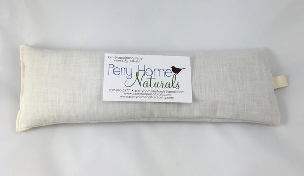 Eye Pillow Insert Replacement with Organic Ingredients
