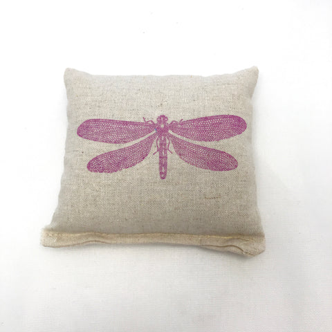 Dragonfly Design Sachet - Choice of Ink Color and Scent