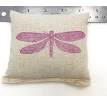 Load image into Gallery viewer, Dragonfly Design Sachet - Choice of Ink Color and Scent