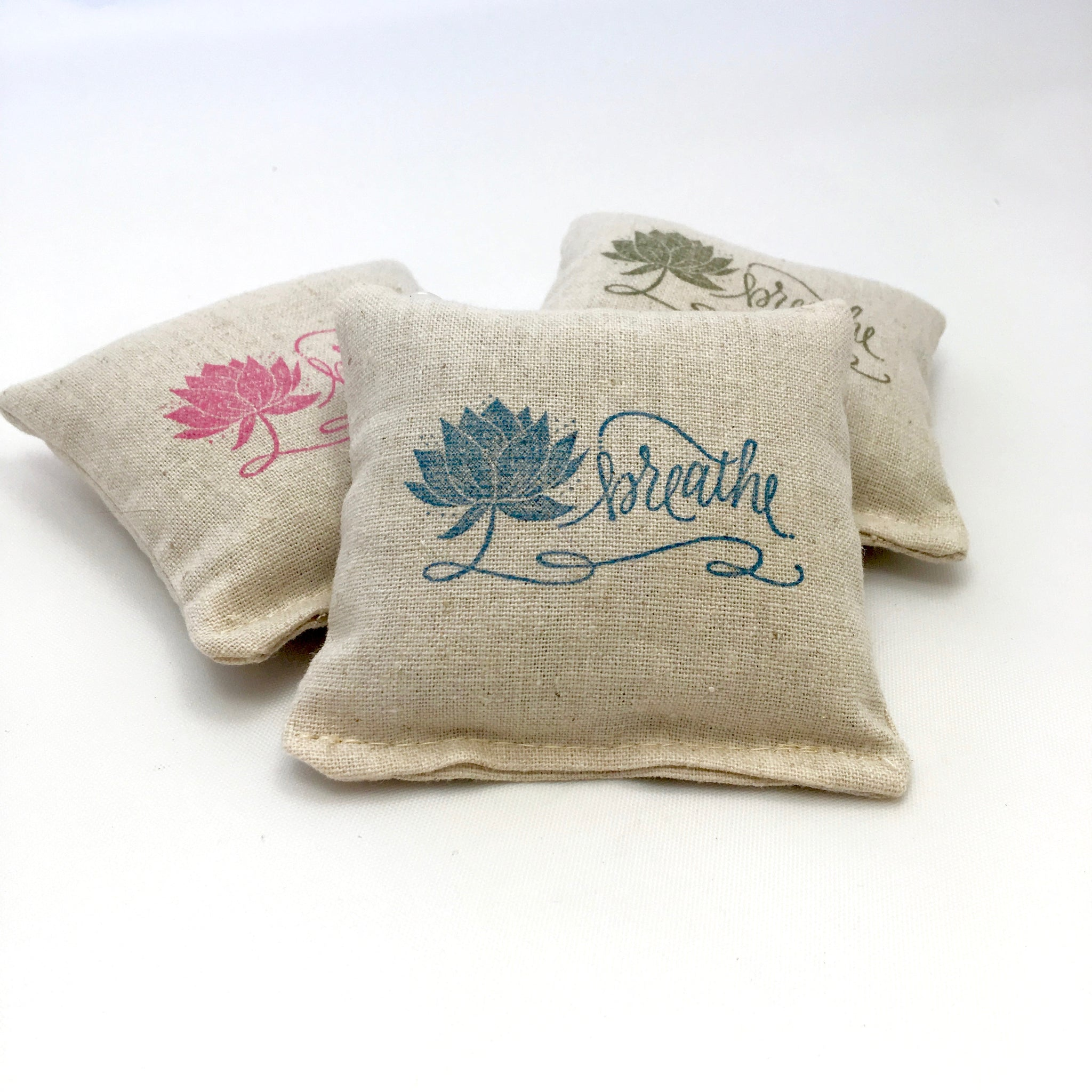 Breathe Design Inked Sachet - Choice of Ink Color and Scent