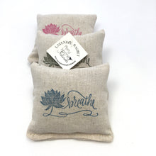 Load image into Gallery viewer, Breathe Design Inked Sachet - Choice of Ink Color and Scent