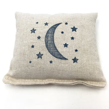 Load image into Gallery viewer, Moon and Stars Design Sachet - Choice of Scent and Ink Color