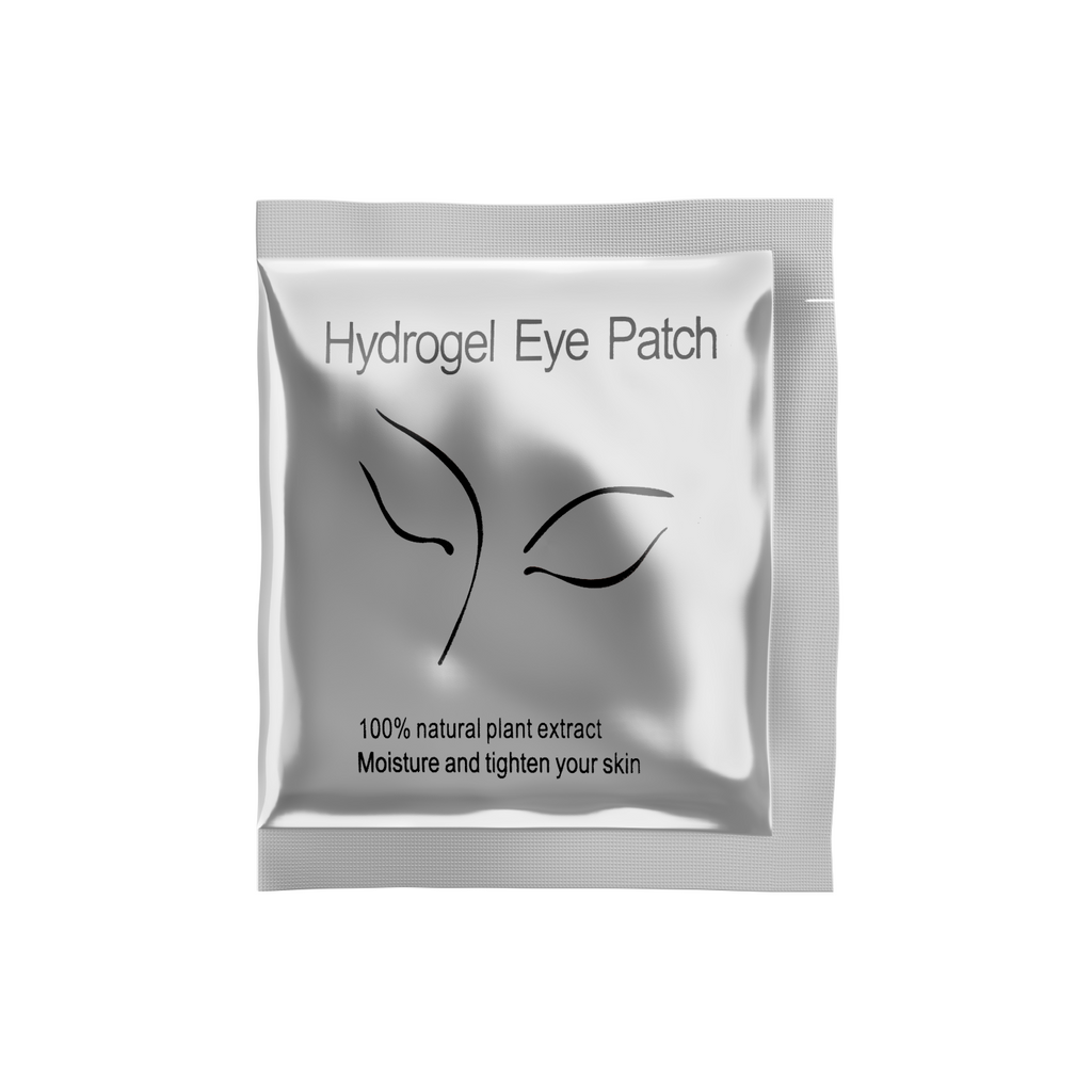 ubereyes hydrogel moisturising under-eye patches x 10 pack