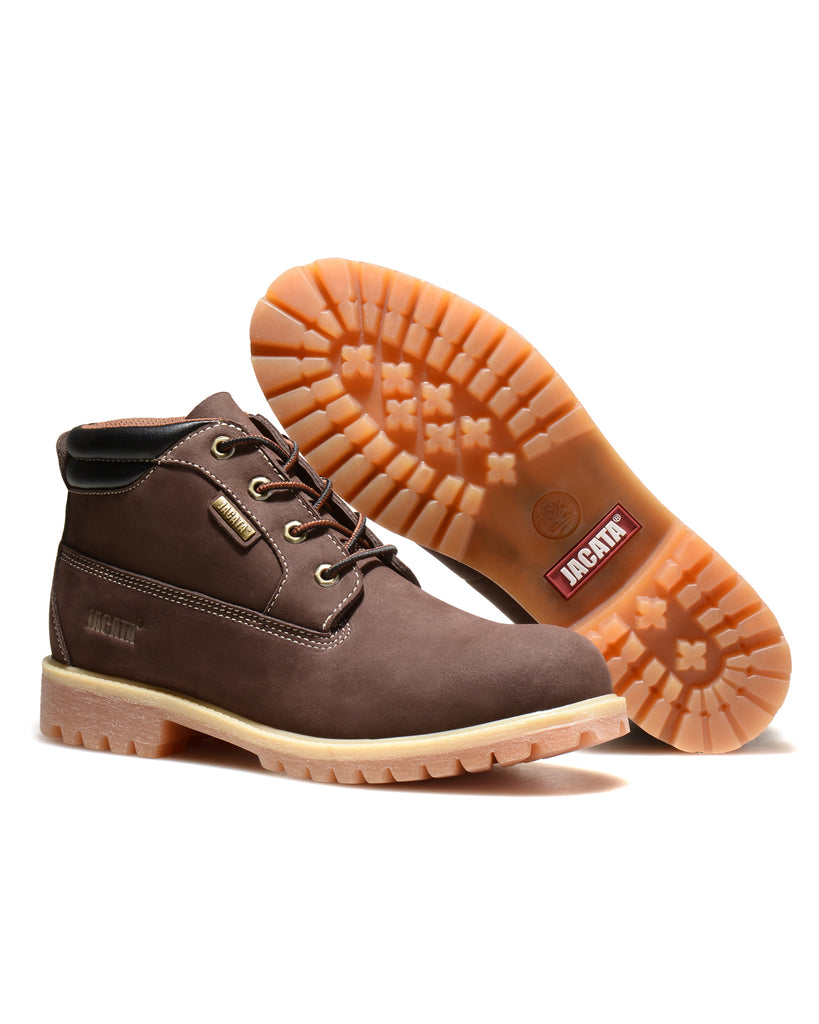 ae973d08910 Jacata Men's Low-Cut 3 Inch Work Boots Water Resistant Boots Heavy ...