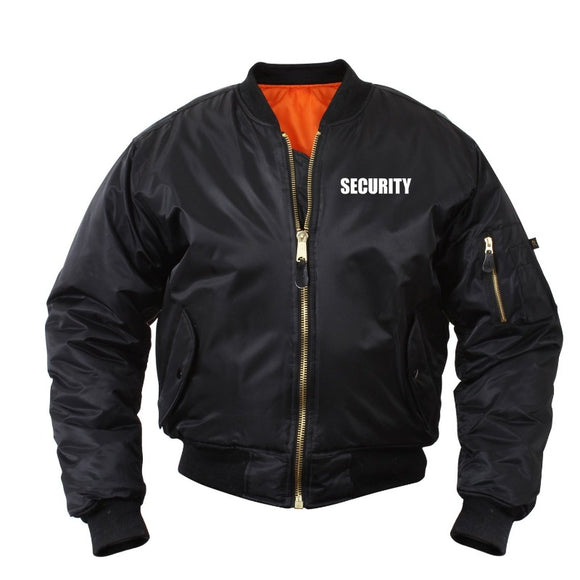 security flight jacket