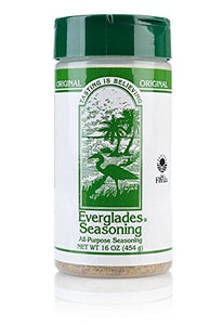 Everglades Seasoning , 16 Ounce, All-Purpose Original