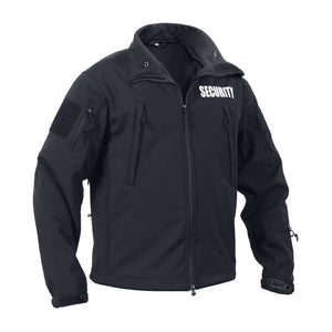 Special Ops Soft Shell Security Jacket