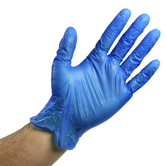 Disposable Vinyl Gloves 100ct