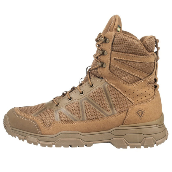 first tactical coyote boot