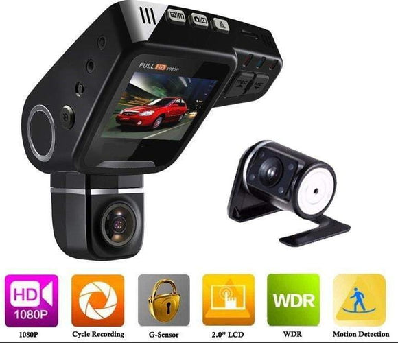 Dynamic Innovations Range Tour Car Camcorder Dashcam
