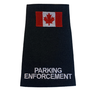 Parking Enforcement Epaulettes