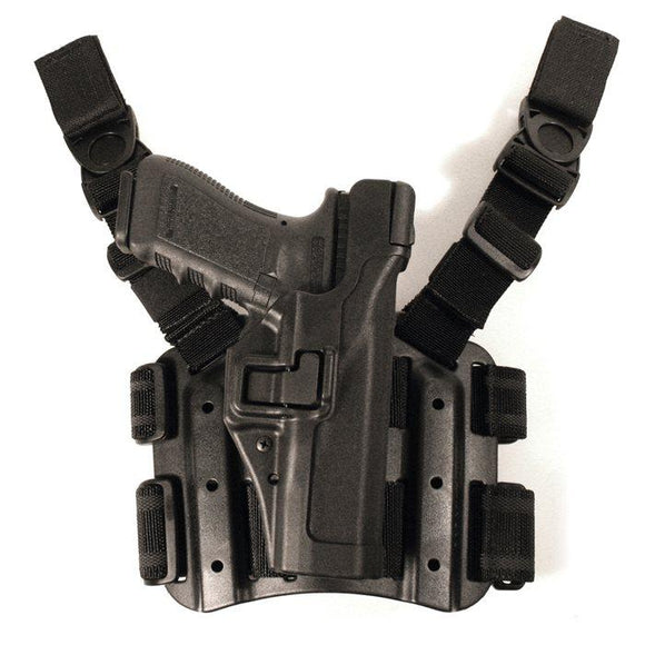 BLACKHAWK! - LV3 TAC Serpa Thigh Holster Glock