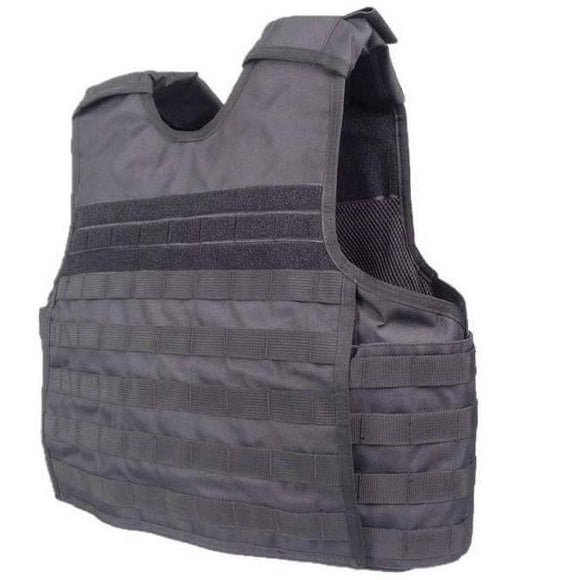 molle bulletproof vest carrier