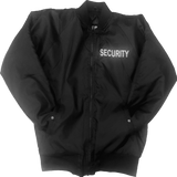 security bomber winter jacket