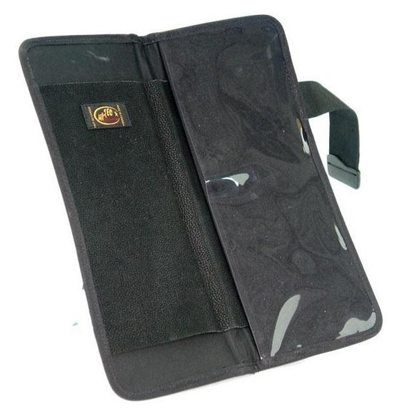 Hi-Tec - Closed Ticket Book W/Swivel D Clip