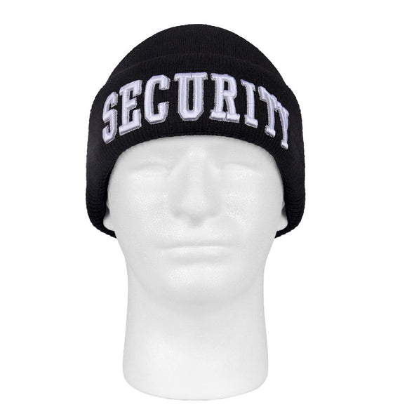 High Profile SECURITY Winter Hat/ Toque
