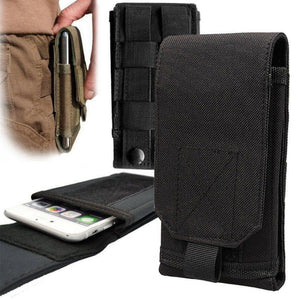 molle cell phone pouch