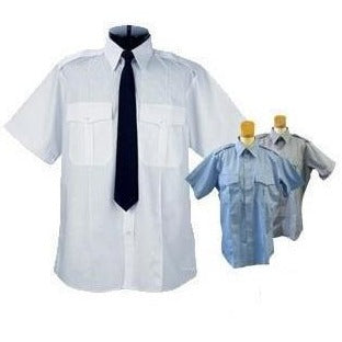 short sleeve uniform shirt