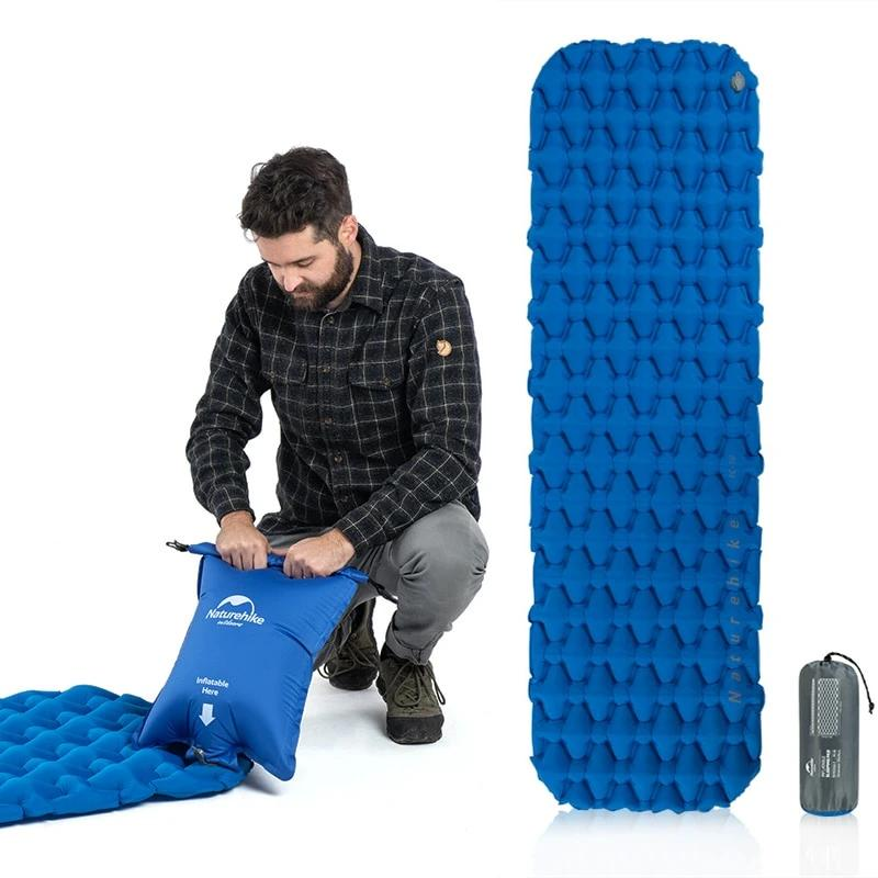 Matelas gonflable ultra compact Naturehike