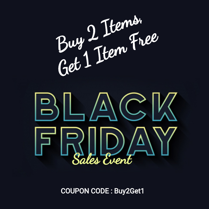 Black Friday Sale Event