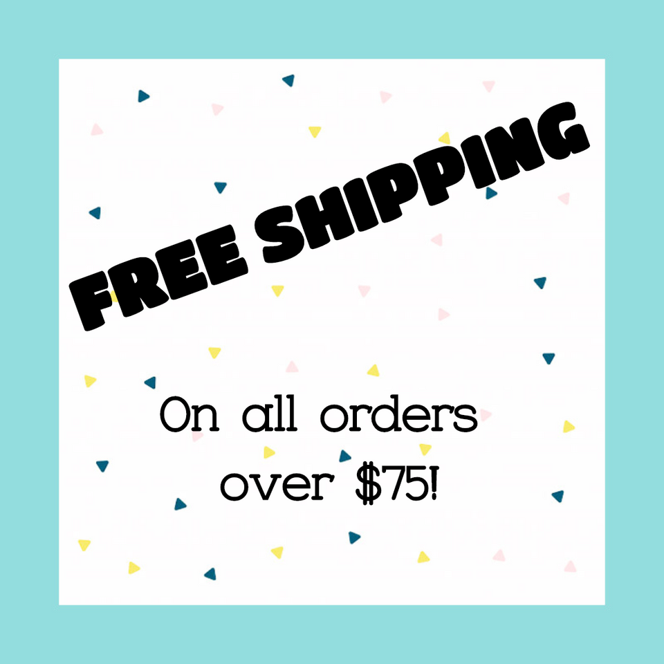 Free Shipping on all orders over $75 @TheWantsies