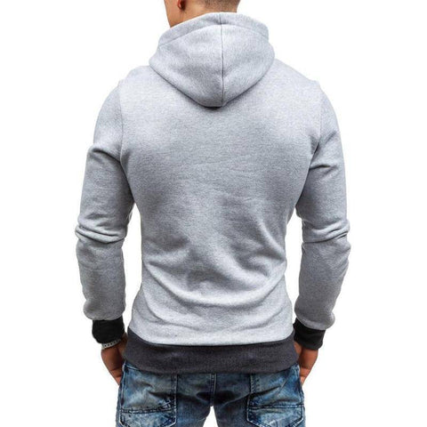 Image of  Men's Faith Hoodie Sweatshirt-Hoodies & Sweatshirts-TheWantsies.com