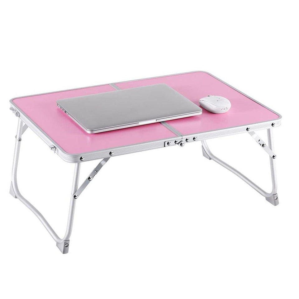 United States Standing Desk for Chromebook, Laptop or Notebook for At Home Schooling-Laptop Desks-pink-TheWantsies.com