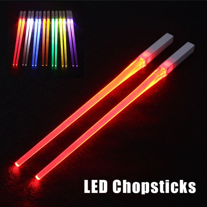 LED Lightsaber Chopsticks-Chopsticks-TheWantsies.com