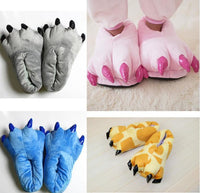 Wantsie Monster Feet Claw Slippers for Kids, Moms and Dads-Slippers-TheWantsies.com