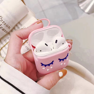Unicorn Protective Shockproof Silicone Case For AirPods with Bonus Anti Lost Strap-Protective Cases for Airpods-TheWantsies.com