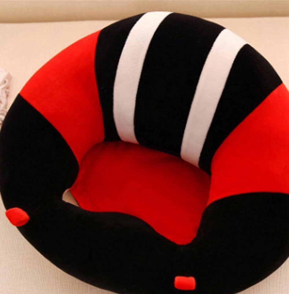Type A red ComfySeat - Baby Support Seat - Learning To Sit Chair-Baby Seats & Sofa-TheWantsies.com