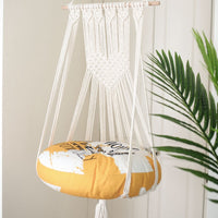 WantsiePet Kitty Love Hanging Cat Bed Hammock with Heart Design-Cat Beds & Mats-TheWantsies.com