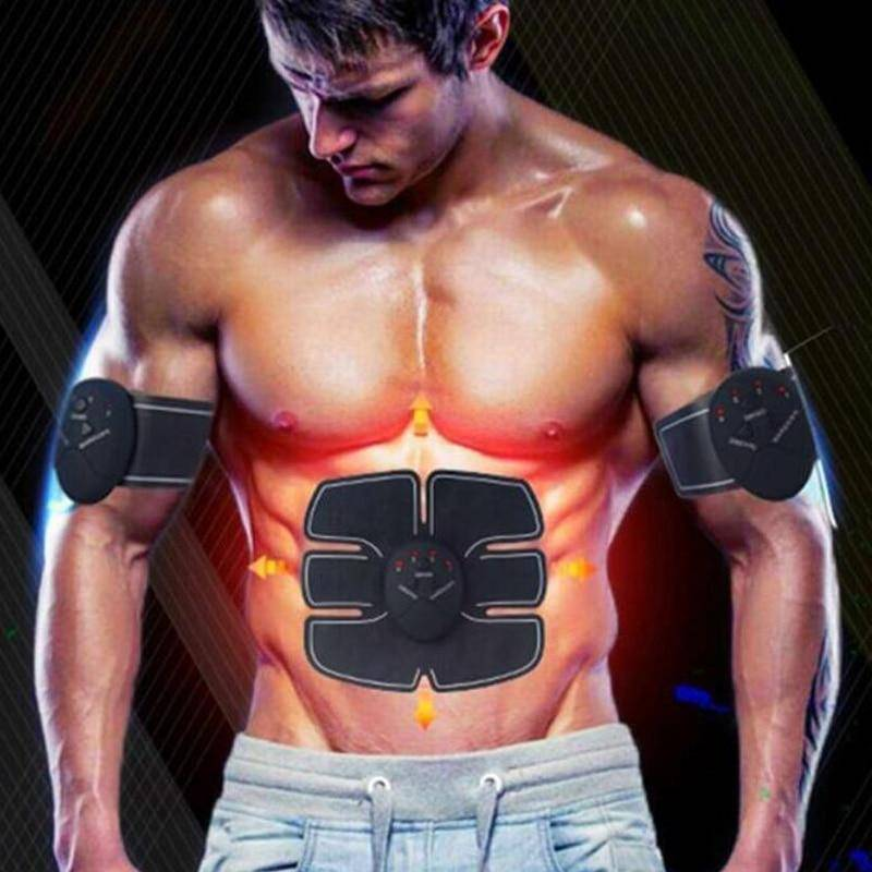 Awesome Abs Stimulator Wireless Muscle Trainer-Massage & Relaxation-TheWantsies.com