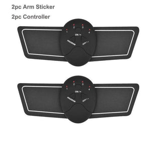 Arm Set Awesome Abs Stimulator Wireless Muscle Trainer-Massage & Relaxation-TheWantsies.com