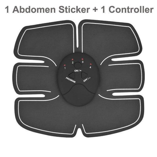 Abdominal Set Awesome Abs Stimulator Wireless Muscle Trainer-Massage & Relaxation-TheWantsies.com
