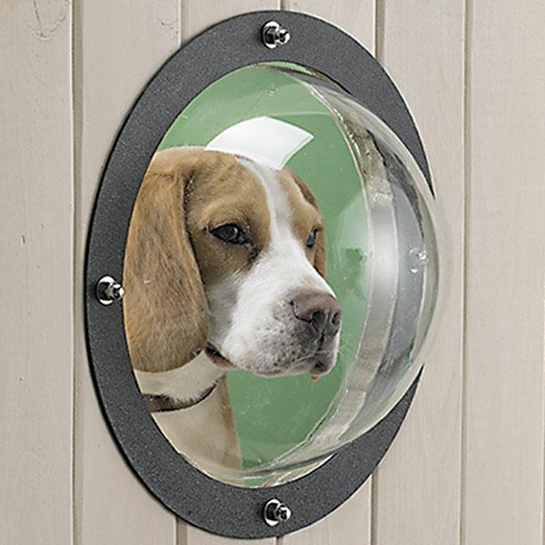 WantsiePet Dog Fence Porthole - Dome Bubble Window-pets-TheWantsies.com