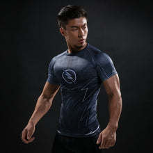 14 WantsieFit Mens Superhero Compression T-Shirt-T-Shirts-S-TheWantsies.com