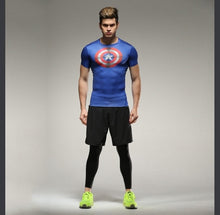 20 WantsieFit Mens Superhero Compression T-Shirt-T-Shirts-S-TheWantsies.com