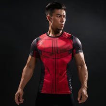 4 WantsieFit Mens Superhero Compression T-Shirt-T-Shirts-S-TheWantsies.com