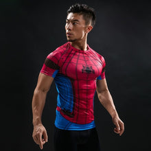 5 WantsieFit Mens Superhero Compression T-Shirt-T-Shirts-S-TheWantsies.com